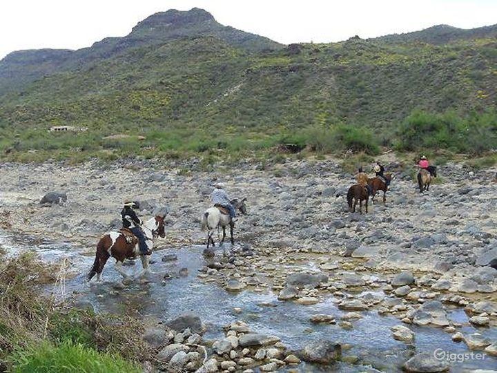 Wild West Horseback Riding Photo 2