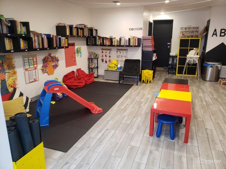 Child Friendly Event Space Rentals
