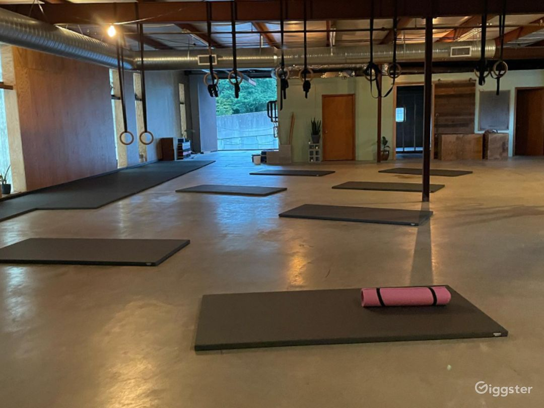 Relaxing Yoga Studio Perfect for Event Space in Hapeville Photo 1