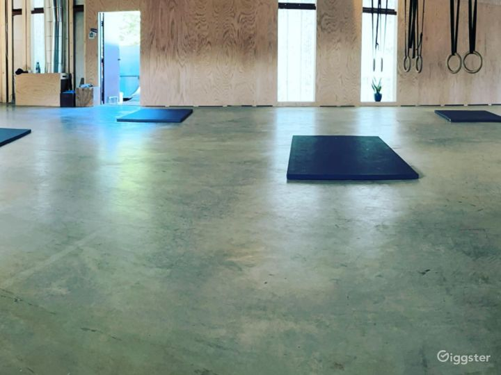 Relaxing Yoga Studio Perfect for Event Space in Hapeville Photo 3