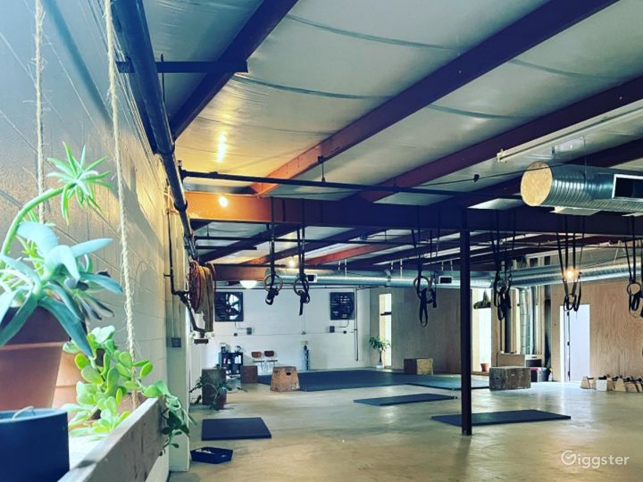Relaxing Yoga Studio Perfect for Event Space in Hapeville Photo 2