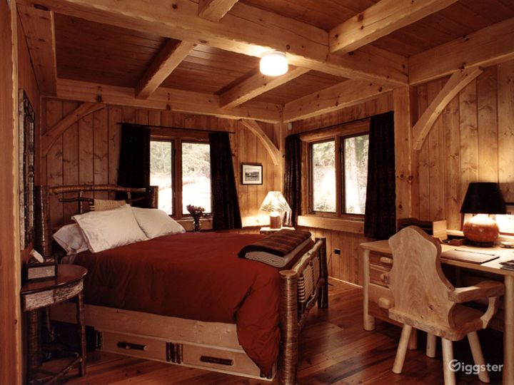 Island cabin getaway: Location 5103 Photo 5