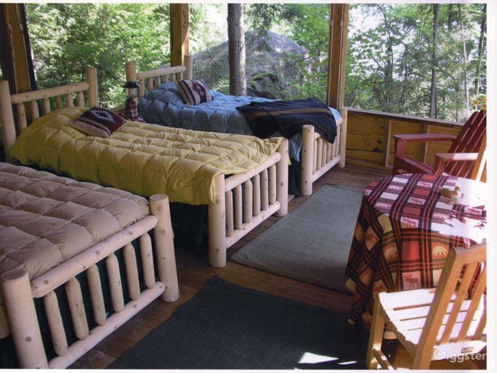 Island cabin getaway: Location 5103 Photo 4
