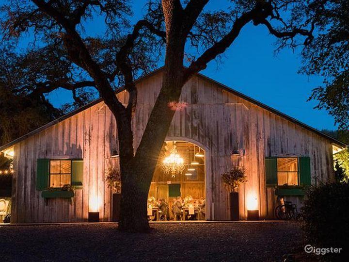 The Estate Winery Barn Photo 2