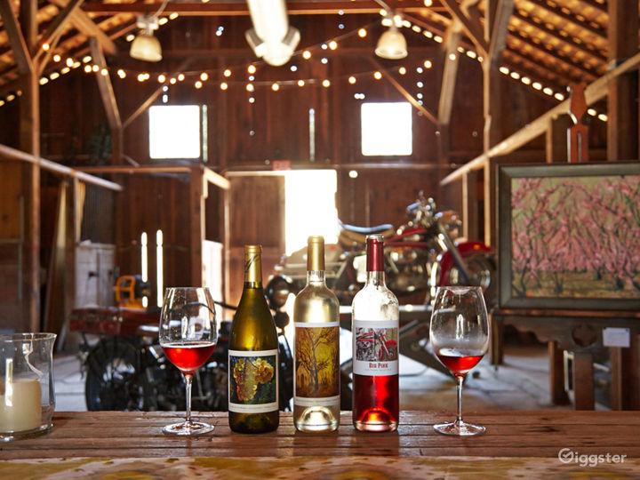 The Estate Winery Barn Photo 5
