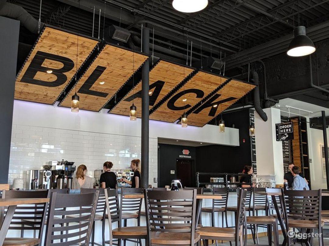 Charming Coffee Shop in Fargo Photo 1