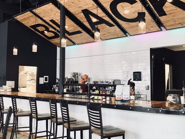 Charming Coffee Shop in Fargo Photo 3