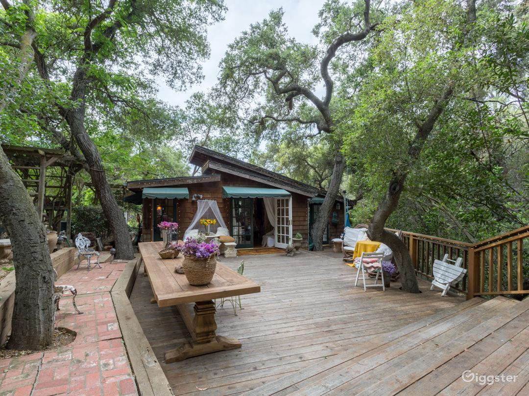 Gorgeous Private European Tree House Retreat Photo 1