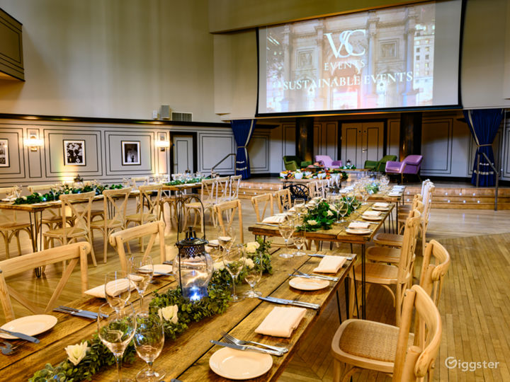 Historic Carisbrooke Hall for Large Events Photo 5
