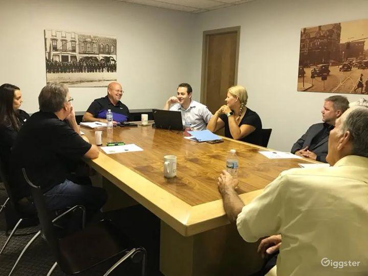 Bollensen Room - Spacious Meeting Room Photo 3