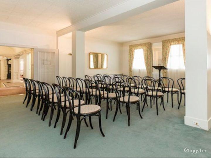 Beautiful Reception Room in San Francisco Photo 2