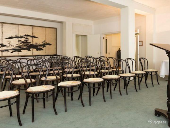 Beautiful Reception Room in San Francisco