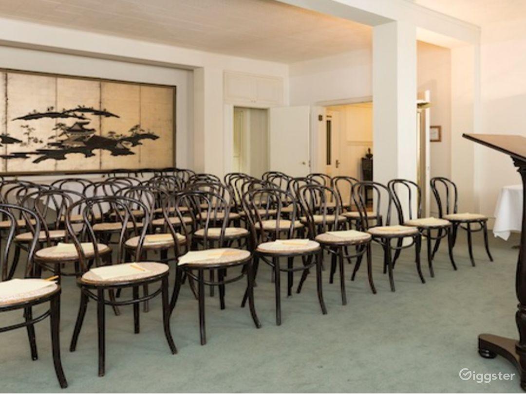 Beautiful Reception Room in San Francisco Photo 1