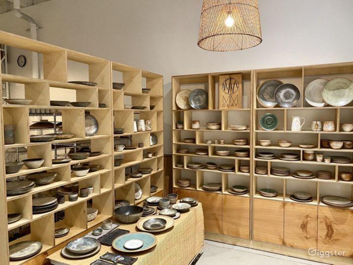 Ceramic Design Showroom/Studio in San Francisco Photo 2