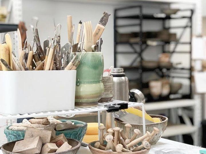 Ceramic Design Showroom/Studio in San Francisco Photo 4