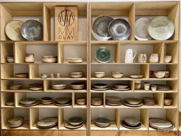 Ceramic Design Showroom/Studio in San Francisco Photo 3