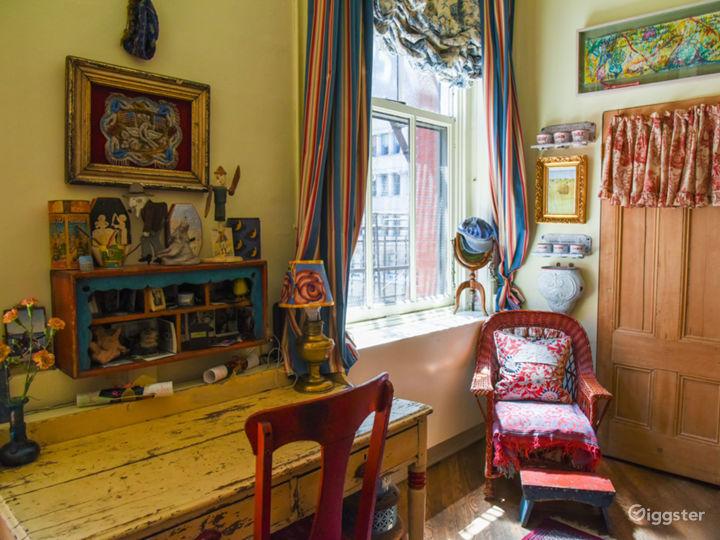 Soho loft with artists studio: Location 5017 Photo 4