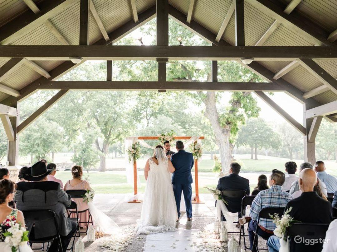 Elegant and Spacious Pavilion Venue in San Antonio Photo 1