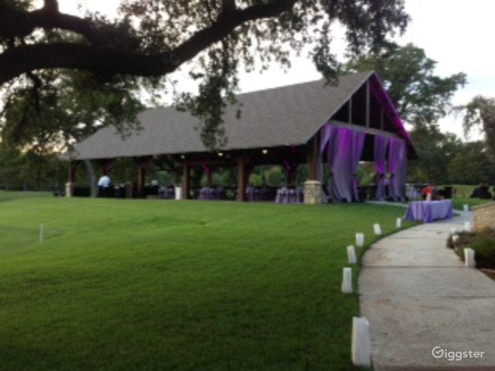 Elegant and Spacious Pavilion Venue in San Antonio Photo 5