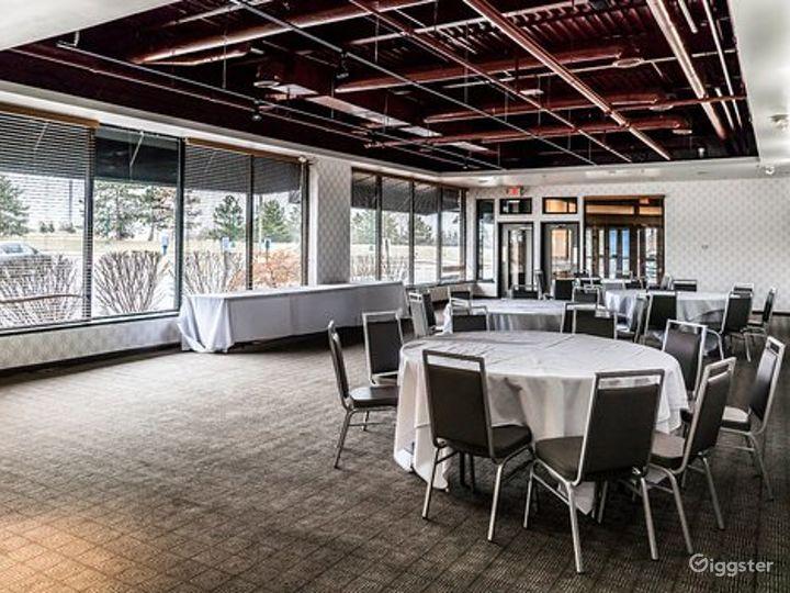 Wurlitzer Event Room in Lavish Detroit Hotel Photo 2