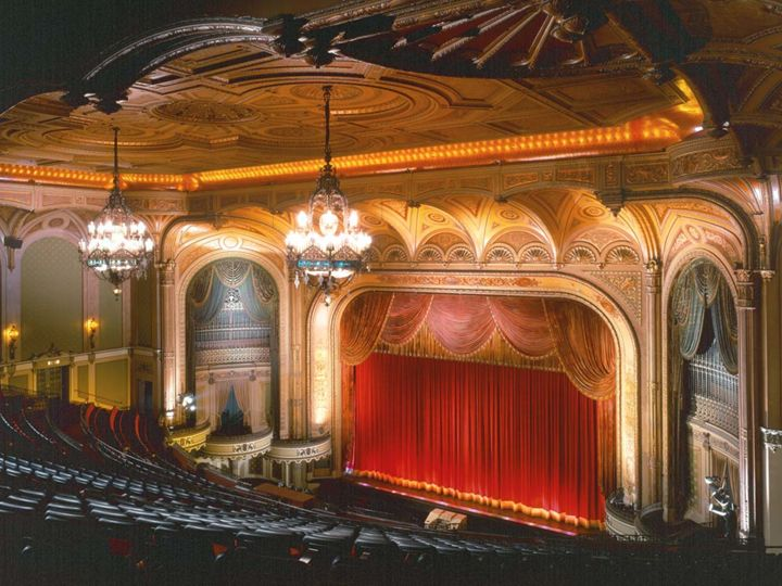 Orpheum Theater, Los Angeles