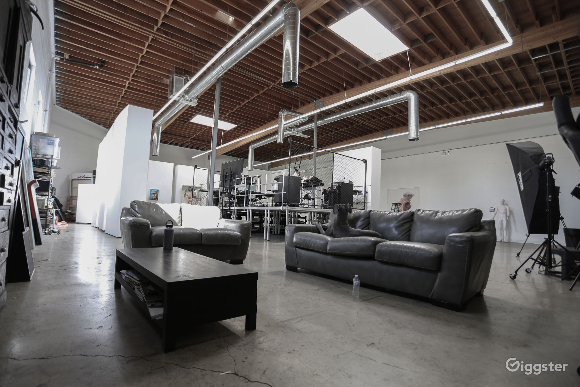 Creative studio loft Photo 1