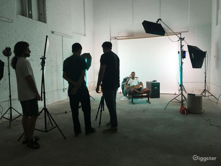 The Warehaus - Industrial Film & Photo Studio Photo 5