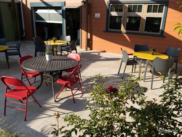 Flexible indoor/outdoor location in West Berkeley  Photo 4