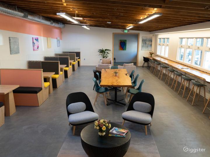 Flexible indoor/outdoor location in West Berkeley