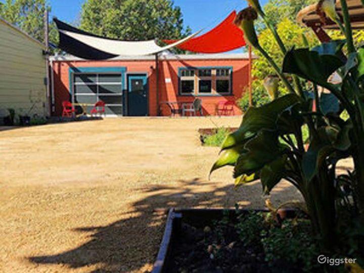 Flexible indoor/outdoor location in West Berkeley  Photo 3