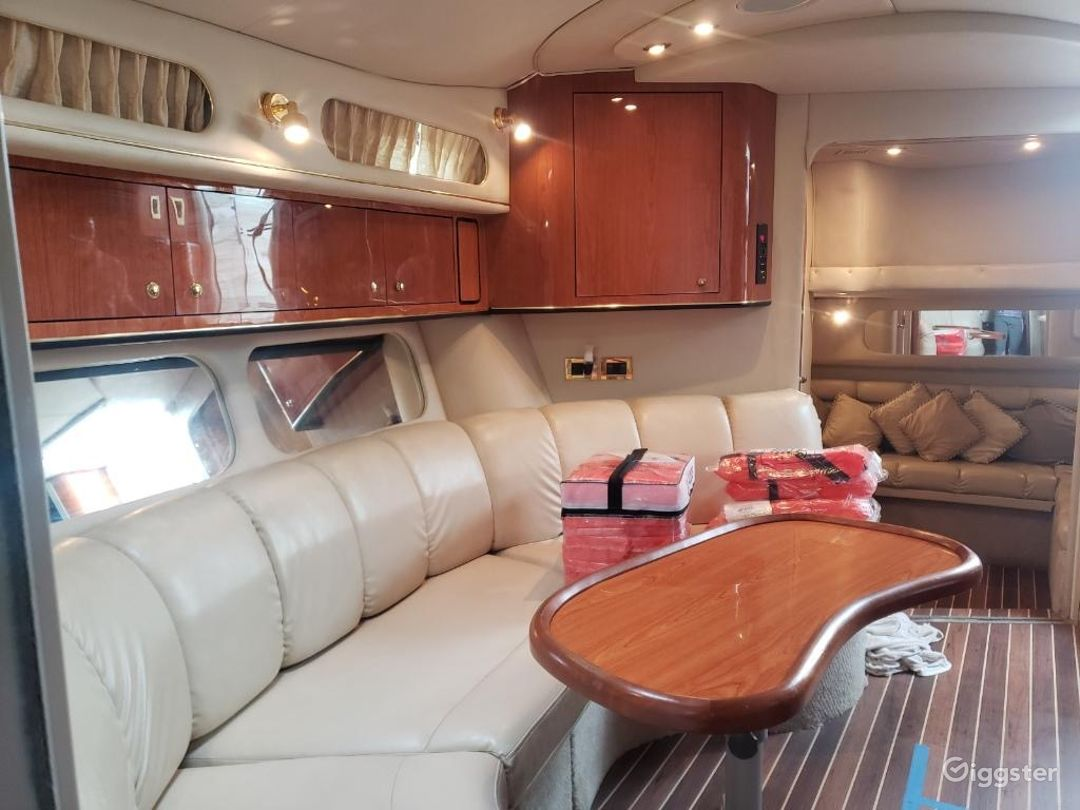 Amazing 45FT SEA RAY Sea Isle Party Yacht Space Events -  Photo 1