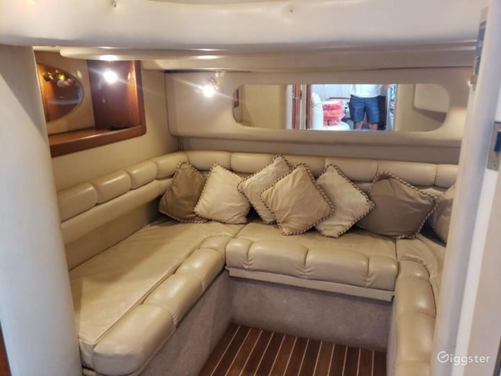 Amazing 45FT SEA RAY Sea Isle Party Yacht Space Events -  Photo 2