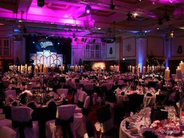 Largest Ballroom in Manchester Photo 5
