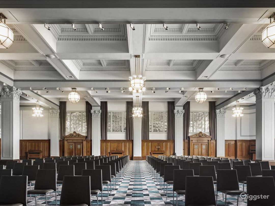 Largest Ballroom in Manchester Photo 1