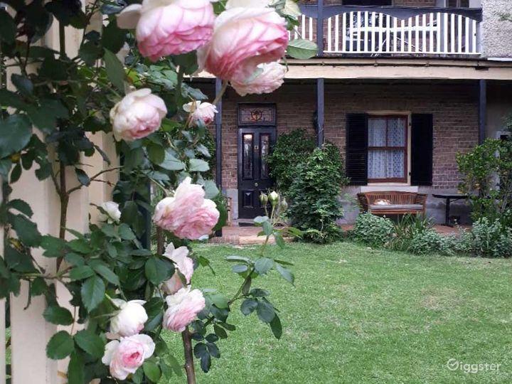 A Historic and Spacious Garden and Outdoor Space  Photo 2