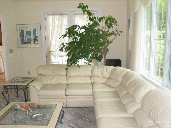 Large contemporary suburban home: Location 3132 Photo 3