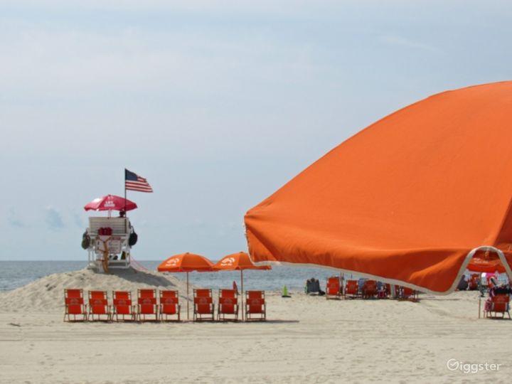 Beach club with pool: Location 2939 Photo 2