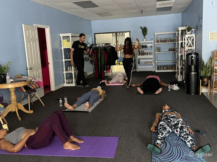 3500 sq ft yoga studio and event space Photo 3