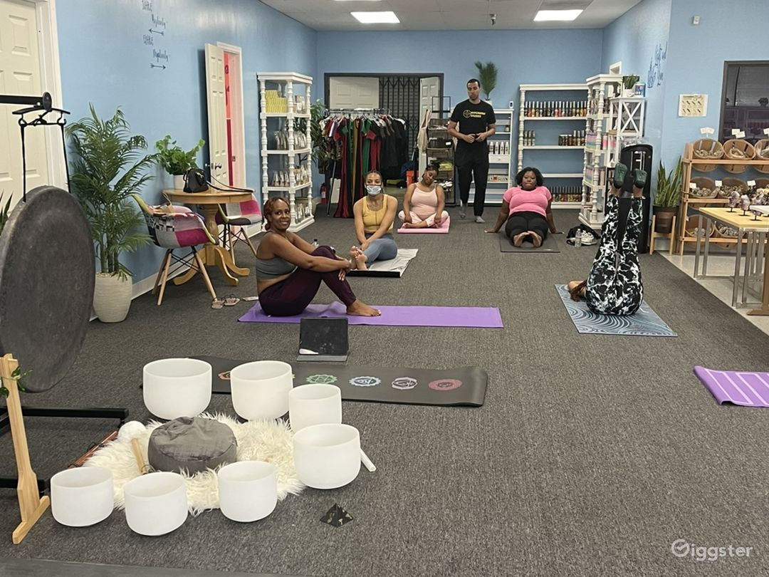 3500 sq ft yoga studio and event space Photo 1