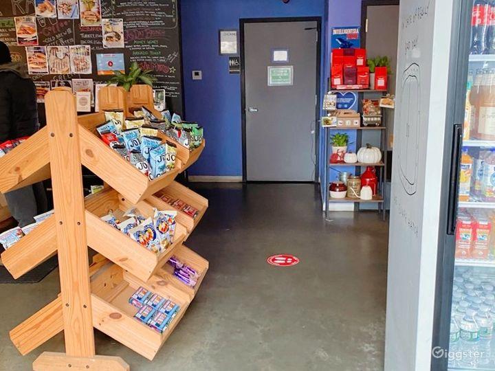 Cozy Coffee Shop in Hoboken Photo 2