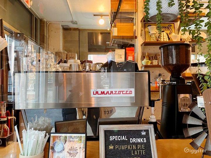 Cozy Coffee Shop in Hoboken Photo 3