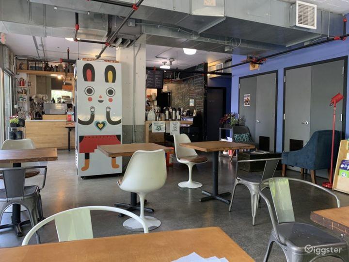 Cozy Coffee Shop in Hoboken Photo 5