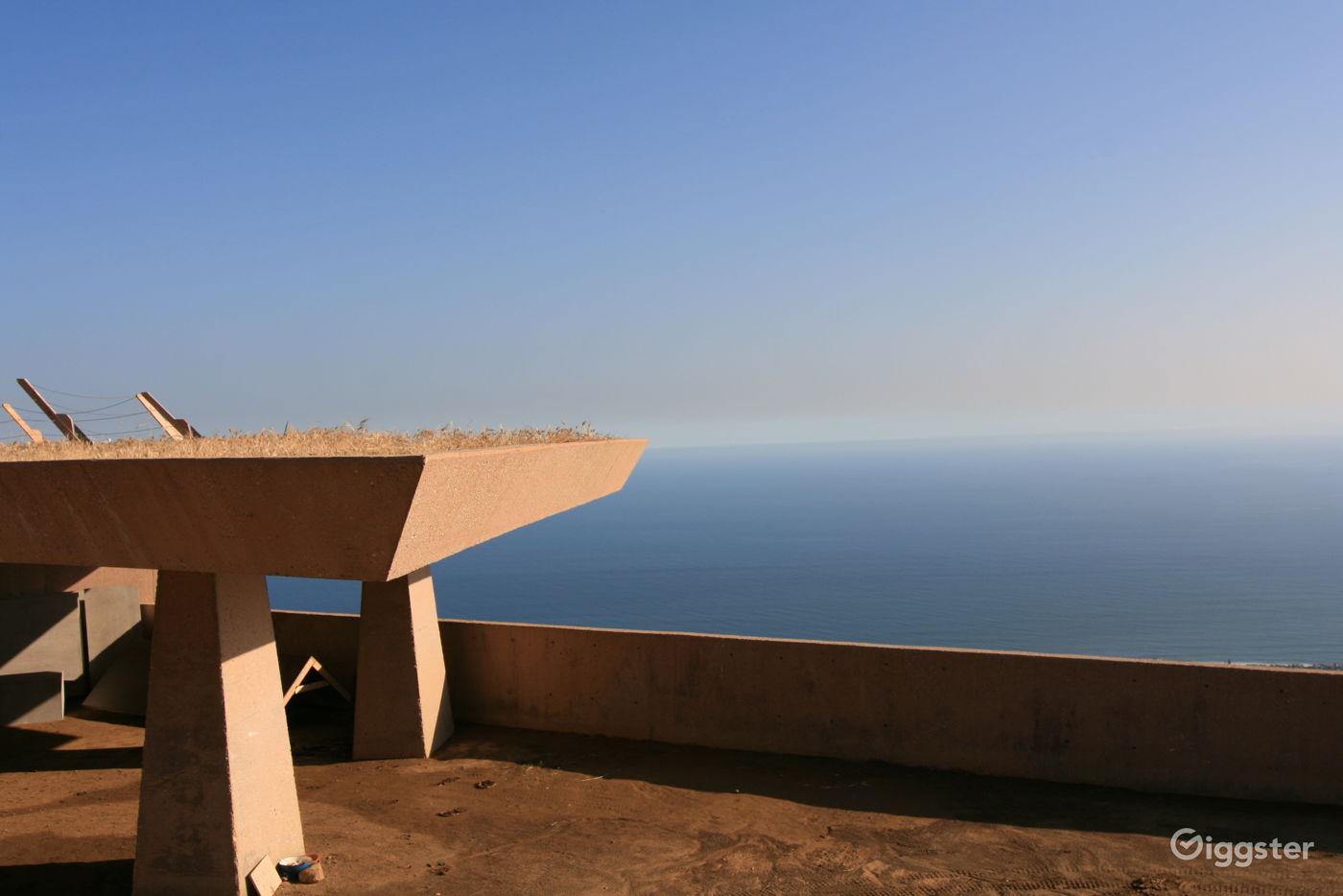 Modern Ocean Meets Sky Ranch in Malibu Los Angeles Rental