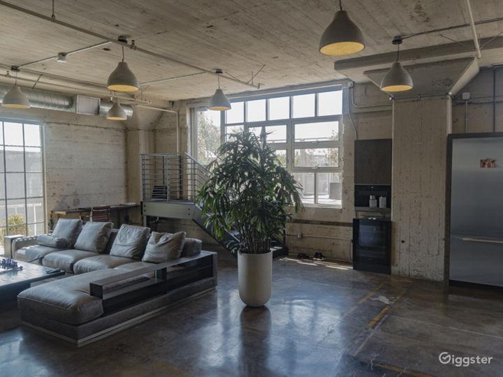 Art District Modern Loft Photo 3