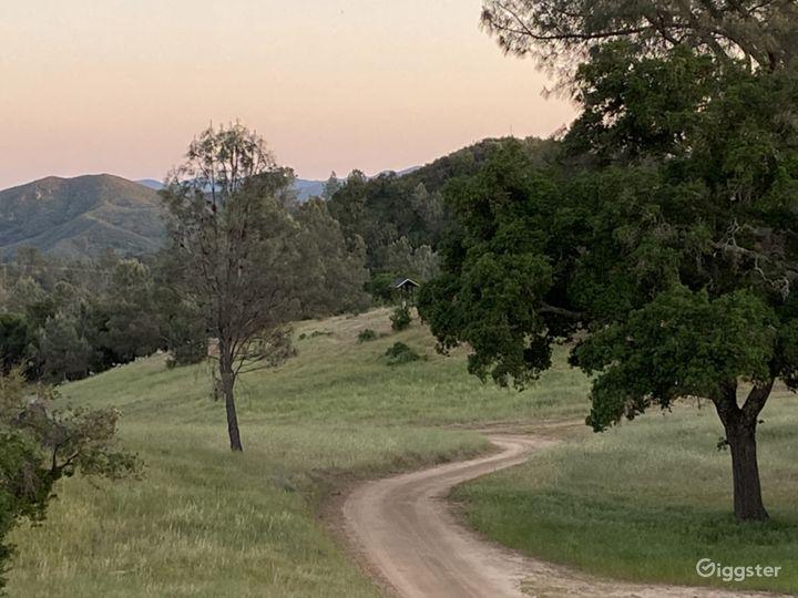 California Wine Country Rustic Ranch Estate Photo 4