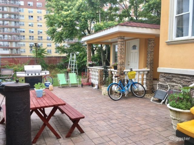 Rent The House(residential) Backyard With Beautiful Relaxing Area For  Film/photoshoot In