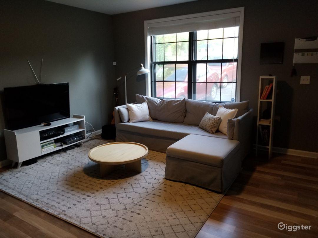 Chic and Minimal Nashville Abode Photo 5
