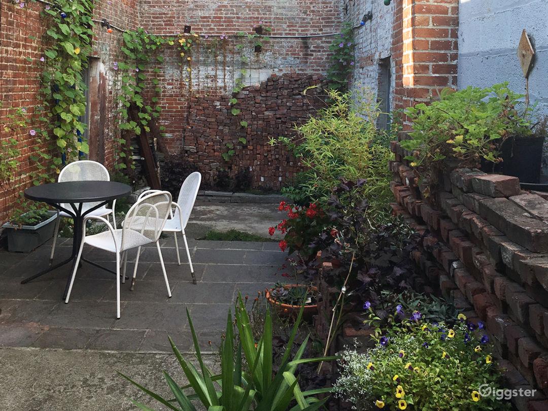 Rustic loft, modern kitchen, private garden Photo 5