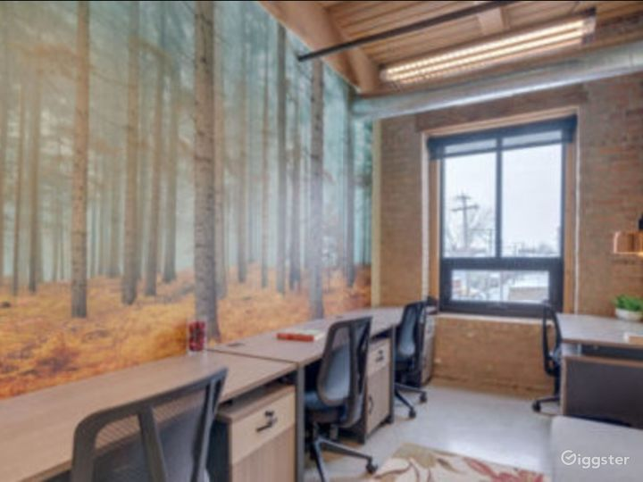 Private Office for 3-4 in Pilsen Photo 2