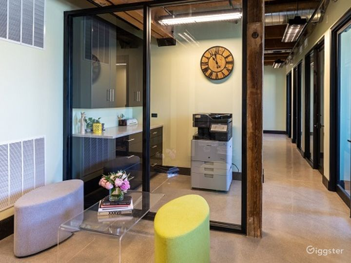 Private Office for 3-4 in Pilsen Photo 4